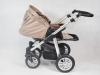 Baby Design Lupo Comfort regulacja oparcia tyłem do kierunku jazdy