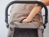 Baby Design Lupo Comfort schowek zamykany zamkiem błyskawicznym