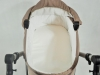Baby Design Lupo Comfort wnętrze gondoli