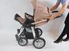 Baby Design Lupo Comfort składanie wózka
