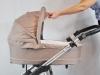 Baby Design Lupo Comfort daszek w gondoli