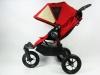 Baby Jogger city elite okienko w spacerówce