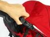 Baby Jogger city elite odblokowanie hamulca