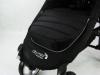 Baby Jogger city mini 4 regulacja podnóżka