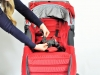 Baby Jogger City Mini GT pasy bezpieczeństwa