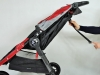 Baby Jogger City Mini GT  rozkładanie oparcia