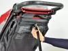 Baby Jogger City Mini GT regulacja oparcia