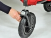 Baby Jogger City Mini GT ściąganie koła przedniego