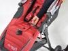 Baby Jogger City Mini GT składanie stelaża