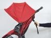 Baby jogger city mini ZIP rozkładanie oparcia