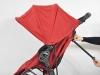 Baby jogger city mini ZIP podnoszenie oparcia
