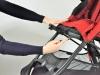 Baby jogger city mini ZIP regulacja podnóżka
