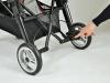 Baby jogger city mini ZIP ściąganie kół tylnych