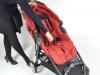 Baby jogger city mini ZIP składanie wózka