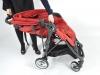 Baby jogger city mini ZIP składanie jedną ręką wózka