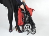 Baby jogger city mini ZIP rozkładanie wózka