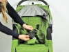 Gallery Baby Jogger City mini rozpinanie pasów