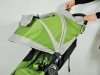 Gallery Baby Jogger City mini  okienko w budce