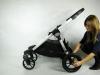 Baby Jogger city select double ściąganie kół