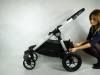 Baby Jogger city select double kosz