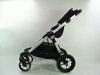 Baby Jogger city select double regulacja oparcia
