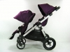 Baby Jogger city select double dwie spacerówki
