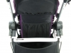 Baby Jogger city select double schowek