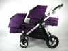 Baby Jogger city select double dwie gondole