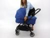 Baby Jogger City Tour Lux Foldable Pram ściąganie gondoli
