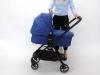 Baby Jogger City Tour Lux Foldable Pram zakładanie gondoli