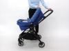 Baby Jogger City Tour Lux Foldable Pram rozkładanie gondoli
