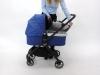 Baby Jogger City Tour Lux Foldable Pram śpiworek