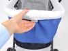 Baby Jogger City Tour Lux Foldable Pram składanie gondoli