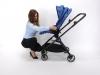 Baby Jogger tour lux przodem do kierunku jazdy