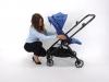 Baby Jogger tour lux tyłem do kierunku jazdy