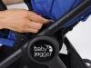 Baby Jogger tour lux siedzisko przodem i tyłem do kierunku jazdy