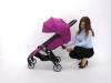 Baby jogger tour regulacja pasów