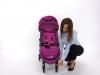 Baby jogger tour koła obrotowe
