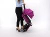 Baby jogger tour rozkładanie wózka
