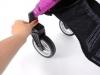 Baby jogger tour ściąganie przedniego koła