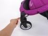 Baby jogger tour obrotowe koła