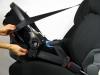 Concord Air montowanie fotelika w samochodzie