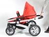 Cybex Fides składanie wózka