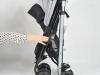 Cybex Nona składanie wózka