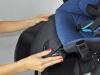 Cybex Priam Lux seat podnóżek regulacja
