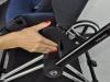 Cybex Priam Lux seat wyciąganie siedziska