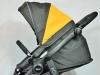 Graco Evo xt regulacja oparcia w spacerówce