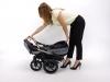 Jane Crosswalk składanie wózka
