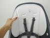 Krzesełko obrotowe 360 CHOC tapicerka