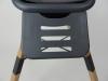 Krzesełko Muuvo obrotowe 360 CHOC podnóżek